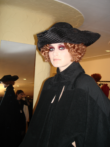 Backstage Sfilata Chanel_2009