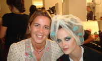 Backstage Sfilate 2008